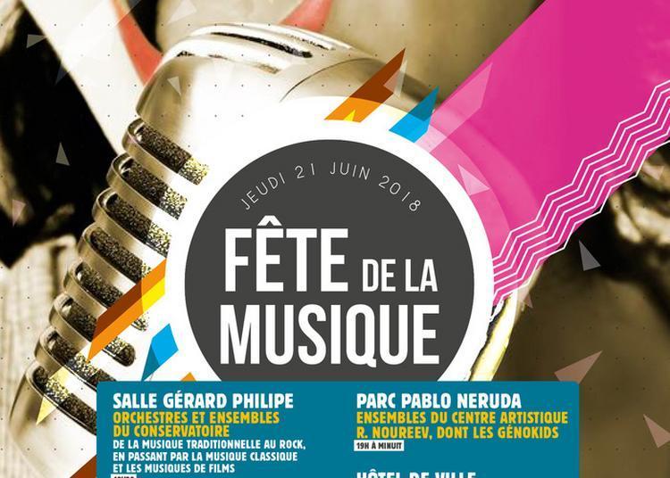 Ensembles Du Centre Artistique R. Noureev, Dont Les Génokids à Sainte Genevieve des Bois