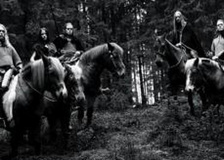 Metalfest - Ensiferum à Saint Dizier