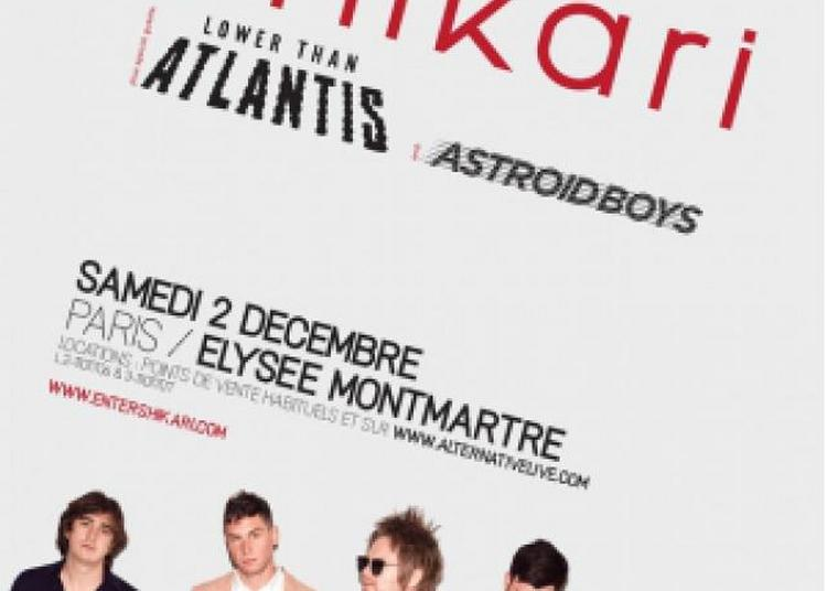 Enter Shikari à Paris 18ème