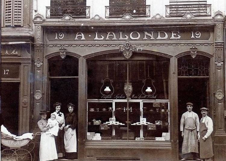 Entre Albert Et Nathalie Lalonde : 120 Ans De Gourmandises ! à Nancy