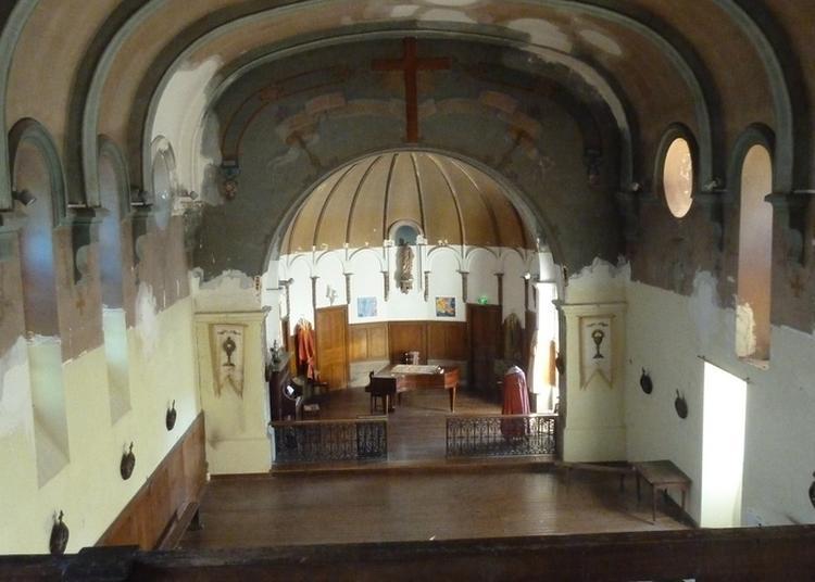Entre Architecture, Histoire Et Histoire De L'art, Profitez D'une Visite Guidée De La Chapelle à Le Dorat