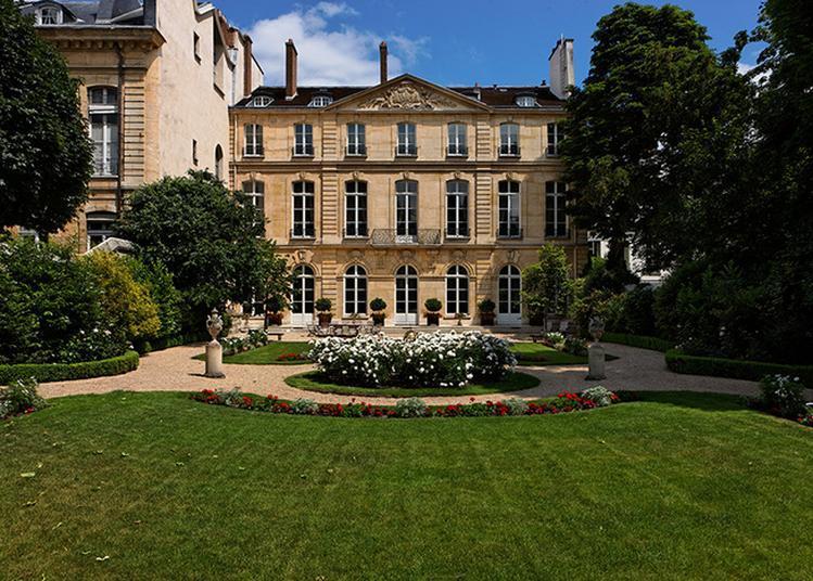 Entre Cour Et Jardin - Hôtel D'avaray, Un Joyau Néerlandais Parmi Les Hôtels Particuliers À Paris à Paris 7ème