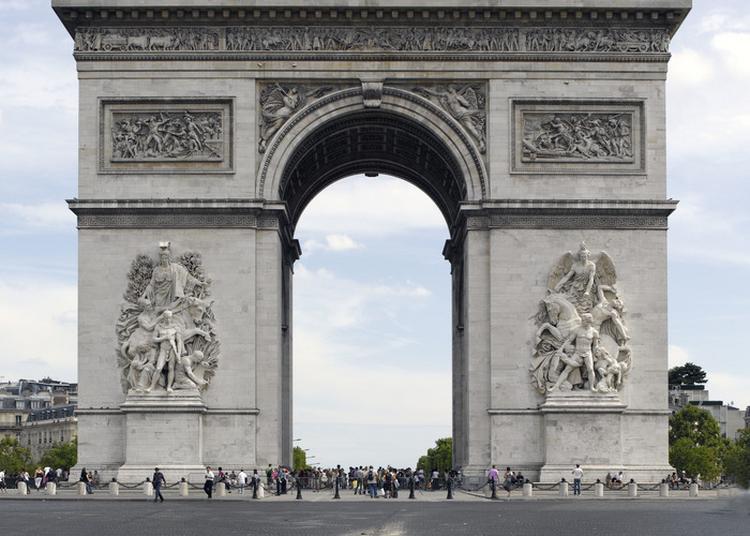 Entrée Gratuite à L'arc De Triomphe à Paris 8ème