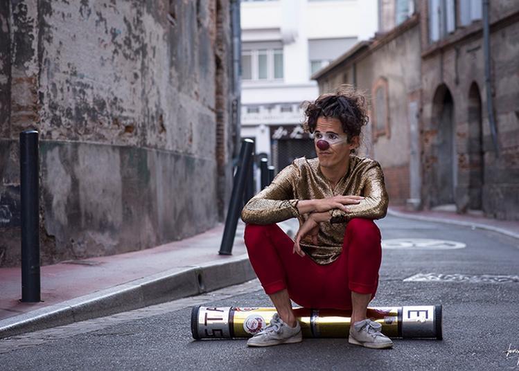 Entretien avec un jongleur (solo clownesque) à Bonac Irazein