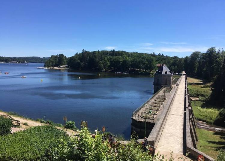 Envie De Connaître L'histoire Du Lac Des Settons Et De Son Barrage ? à Montsauche les Settons