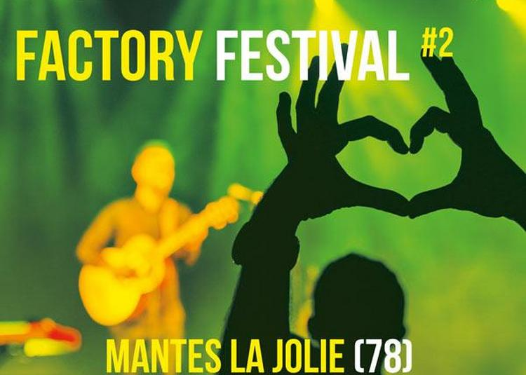 Eole Factory Festival 2020 à Mantes la Jolie