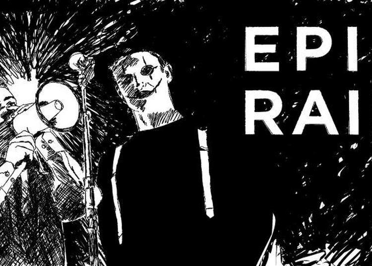 24/11/17 : June Bug + Epic Rain à Maubec