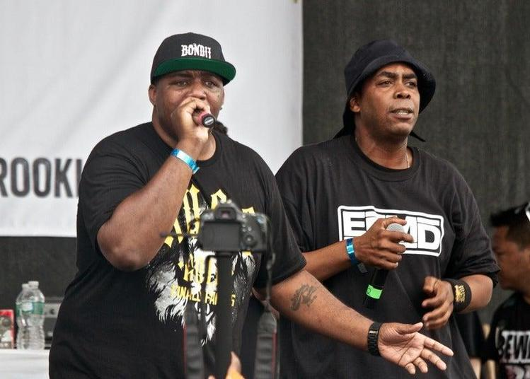Epmd - The French Tour à Marseille