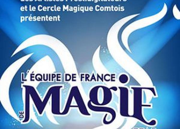 Equipe De France De Magie Ffap En Gala à Labergement sainte Marie