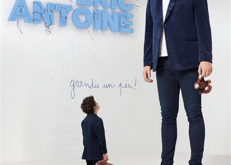 Eric Antoine Dans Grandis Un Peu ! à Longjumeau