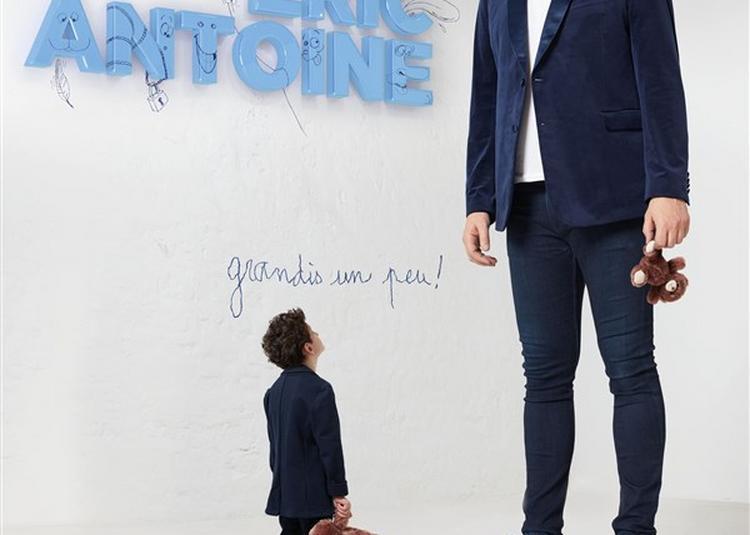 Eric Antoine Dans Grandis Un Peu ! à Yerres