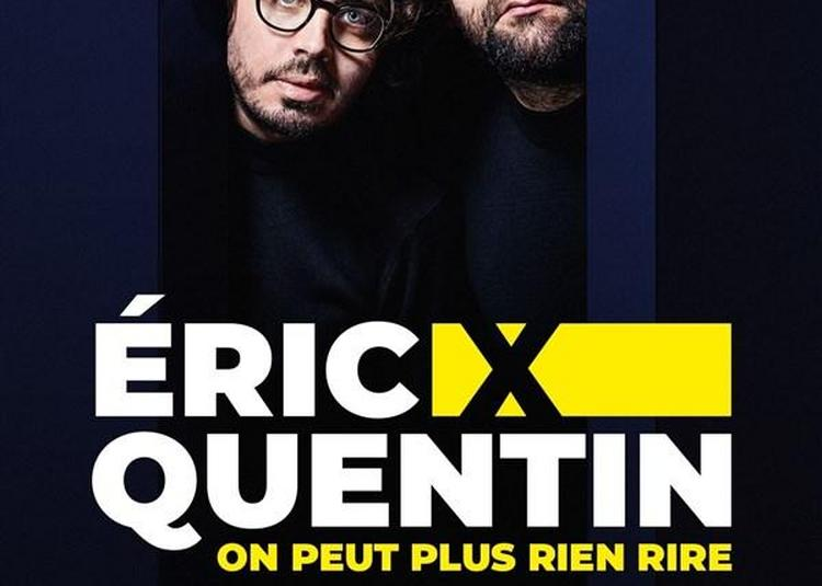 Eric Et Quentin Dans On Peut Plus Rien Rire à Paris 10ème