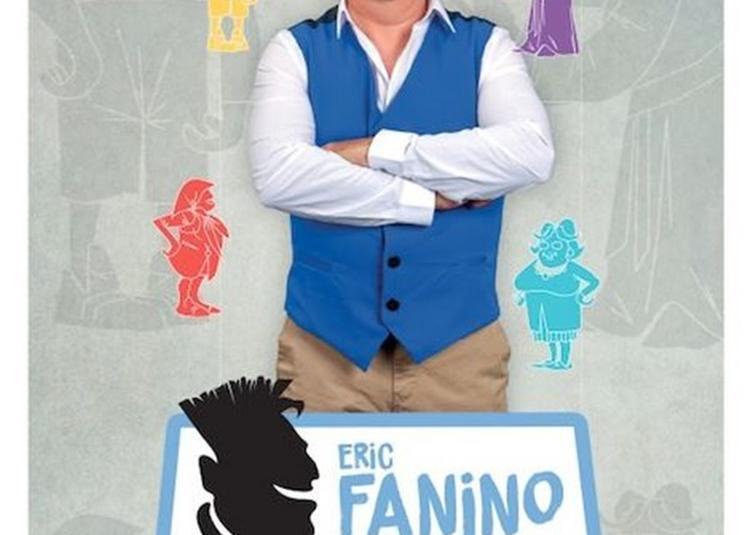 Eric Fanino Dans La Fabrique De La Bonne Humeur à Six Fours les Plages