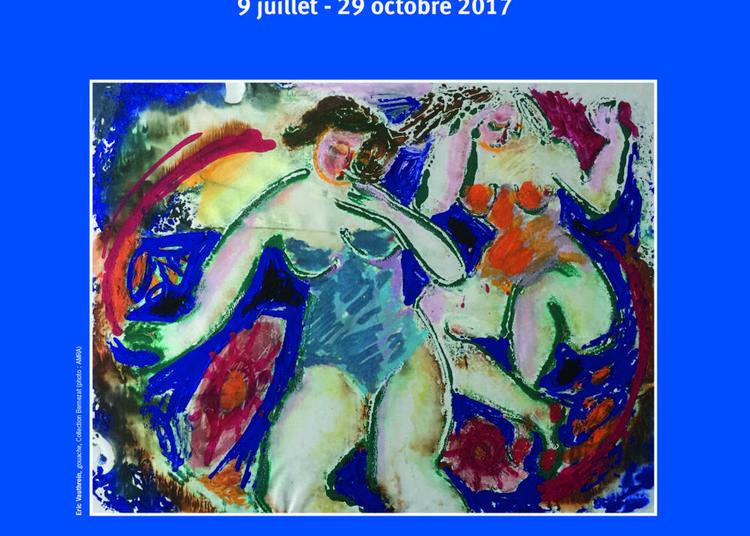 Eric Vautherin, l'exposition hommage à Morestel