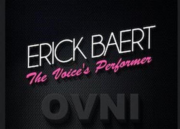 Erick Baert Dans The Voice'S Performer à Auray