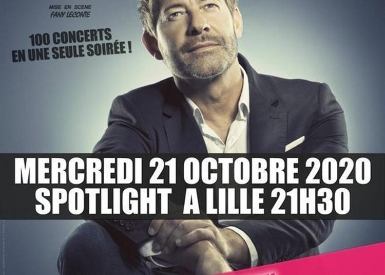 Erick Baert Dans The Voice'S Performer à Lille