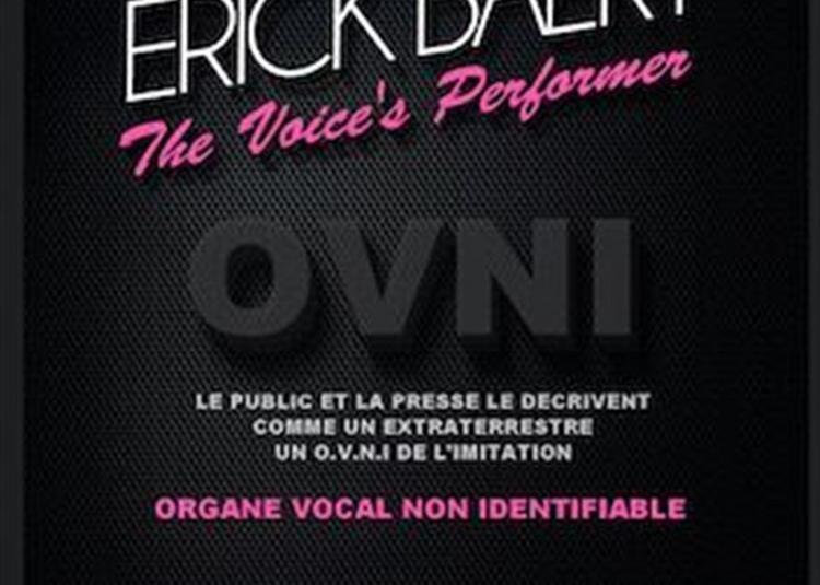 Erick Baert Dans The Voice'S Performer à Rouen