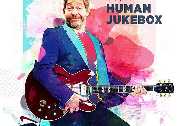 Erick Baert, The Human Jukebox à Lyon