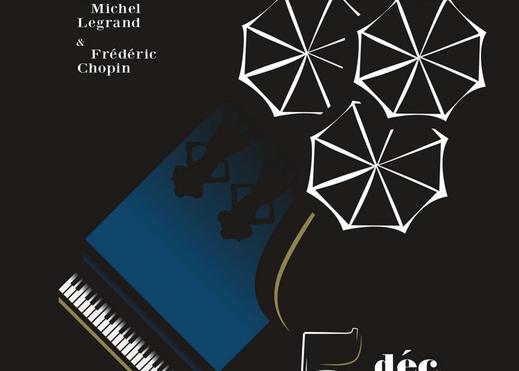 Érik Berchot, récital pour piano à Paris 17ème