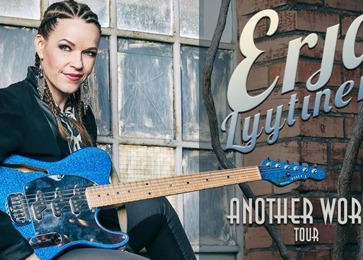 Erjja Lyytinen + Yarol à Freyming Merlebach