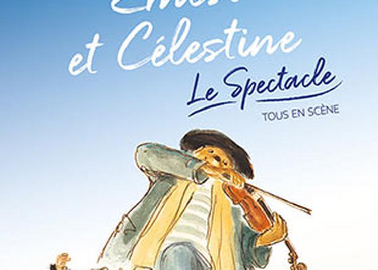 Ernest Et Celestine à Paris 14ème