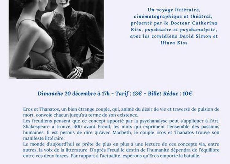 Eros et Thanatos et Viva la Vida à Marseille