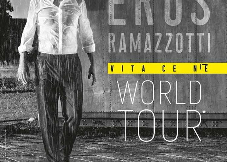 Eros Ramazzotti à Paris 12ème