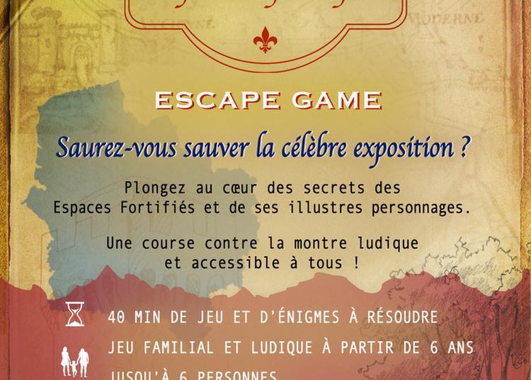 Escape Game à Bouchain