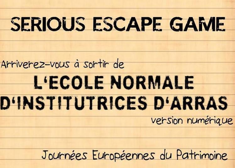 Escape Game Numérique à Arras