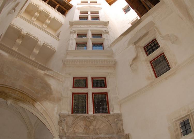 Espace Enfant À La Maison Dupré La Tour à Valence