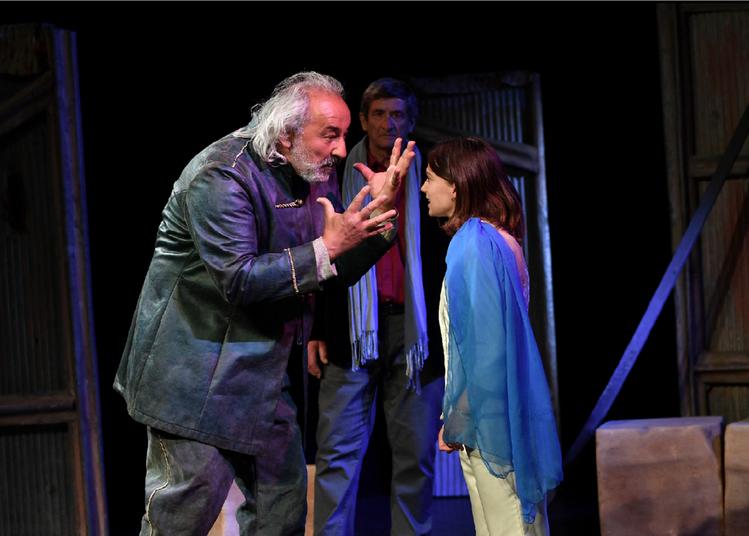 [ESPACE ROGUET] Antigona - Cie LA RAMPE Teatre Interegional Occitan à Toulouse