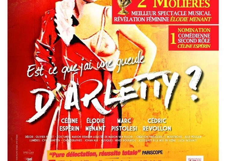 Est-Ce Que J'Ai Une Gueule D'Arletty ? à Lagny sur Marne