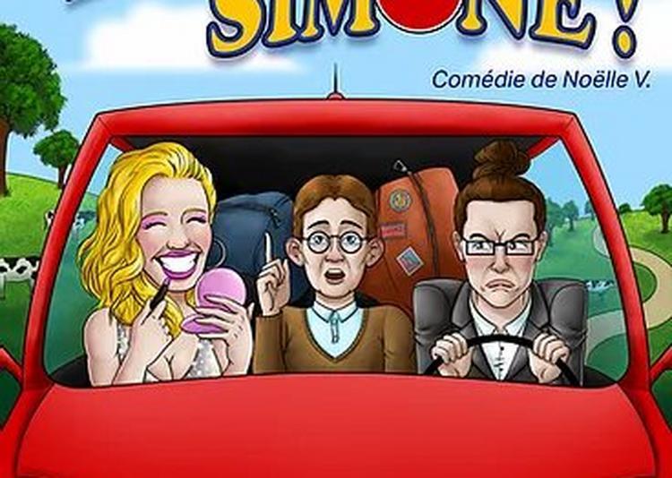 Et en voiture Simone ! à Vichy