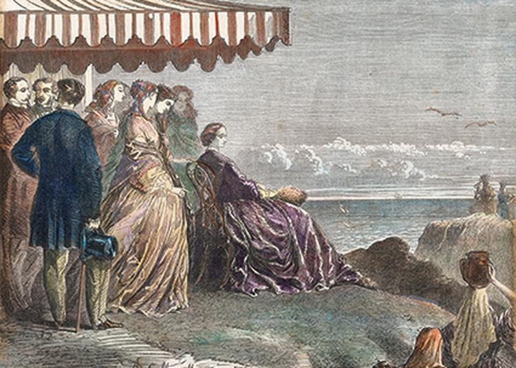 Et Eugénie créa Biarritz, Ville Impériale
