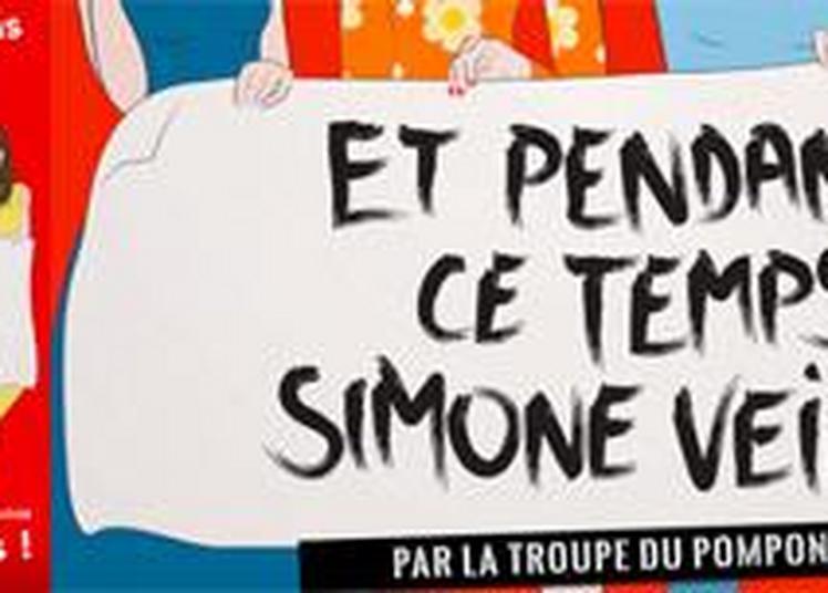 Et pendant ce temps Simone veille ! à Paris 5ème