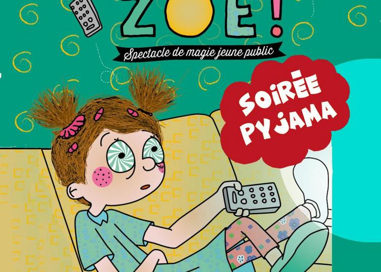 Eteins la télé Zoé à Montauban