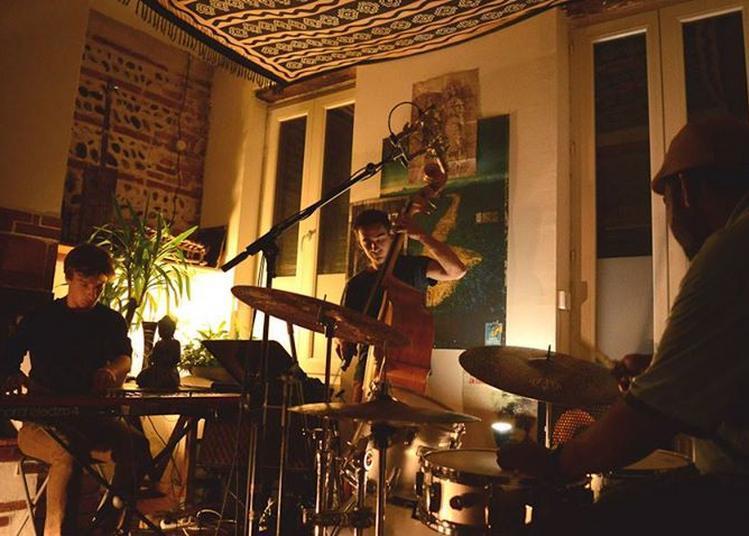 Etienne Manchon Trio à Germ