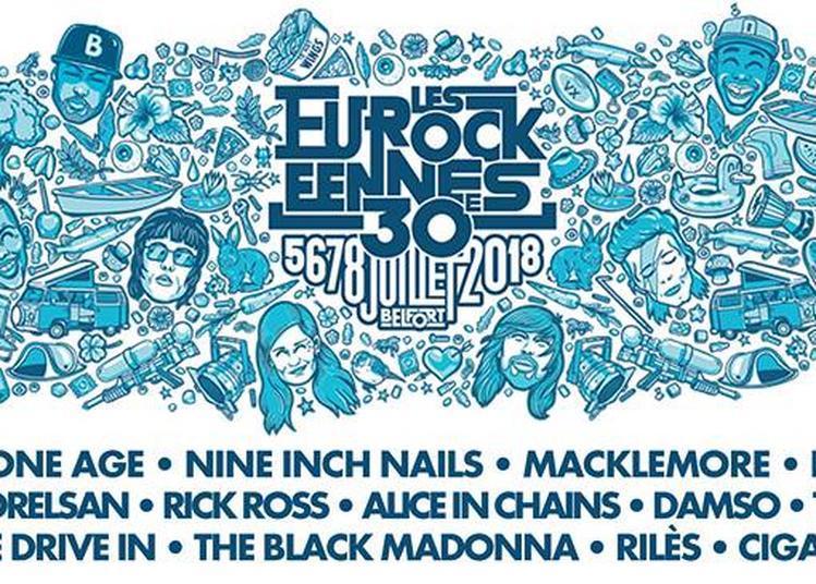 Eurockéennes 2018