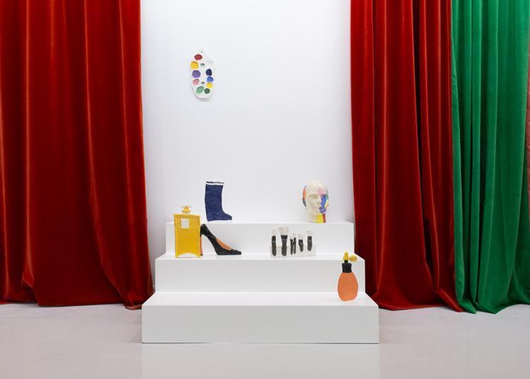 Eva Taulois - Exposition Personnelle Au Cacc à Clamart