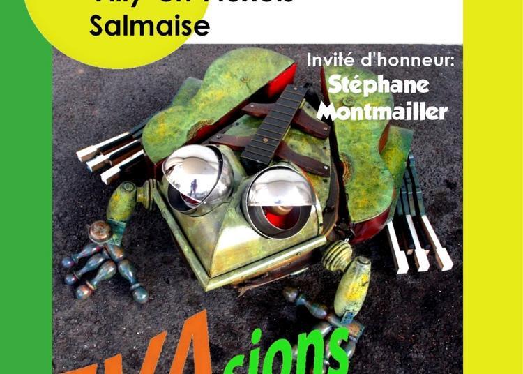 EVAsions des Arts à Villy en Auxois