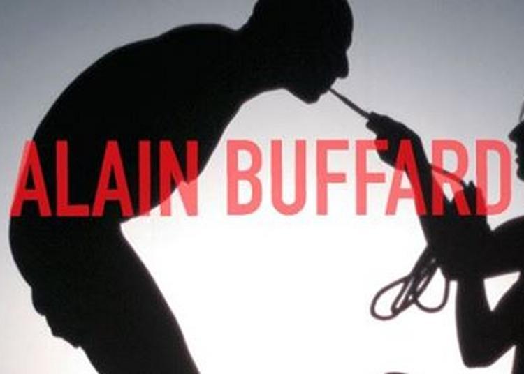 Événement Alain Buffard à Pantin