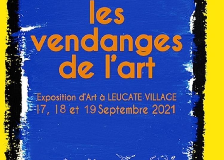 Événement  Artistique Piétonnier Les Vendanges De L'art à Leucate