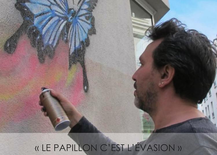 Evénement : C215 Au Ghu Paris à Paris 14ème