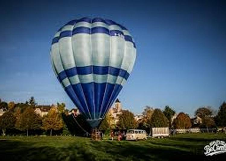 Événement Vol Captif En Montgolfière à Neuville sur Oise