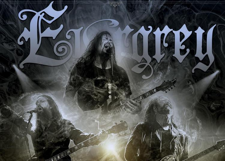 Evergrey+Witherfall+Dust In Mind à Paris 13ème