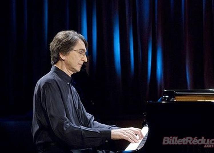 Evgeni Koroliov : Piano à Paris 8ème