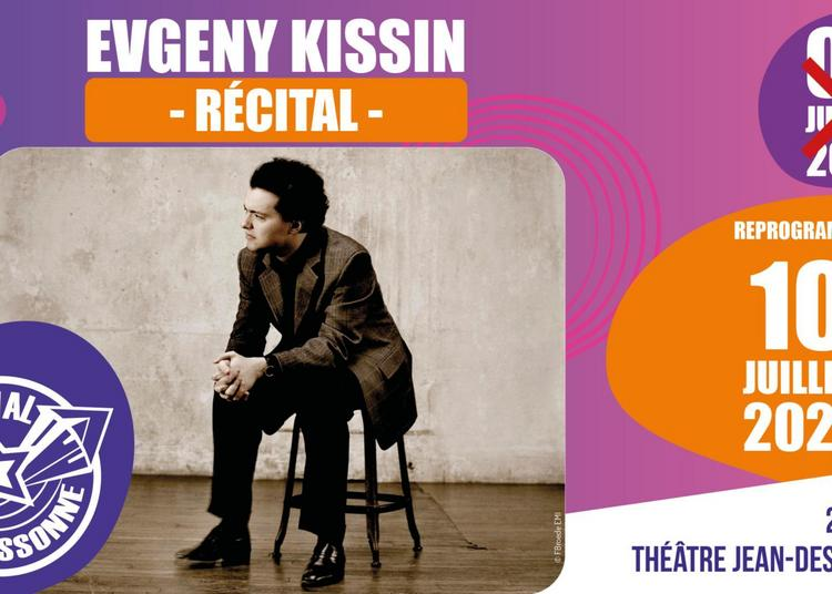 Evgeny Kissin - report à Carcassonne