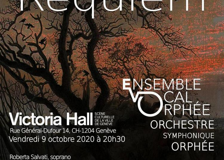 Requiem de Verdi à Annemasse