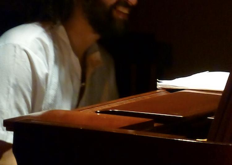 Ewerton Oliveira Solo Jazz, Créations Et Musiques Du Brésil à Grenoble