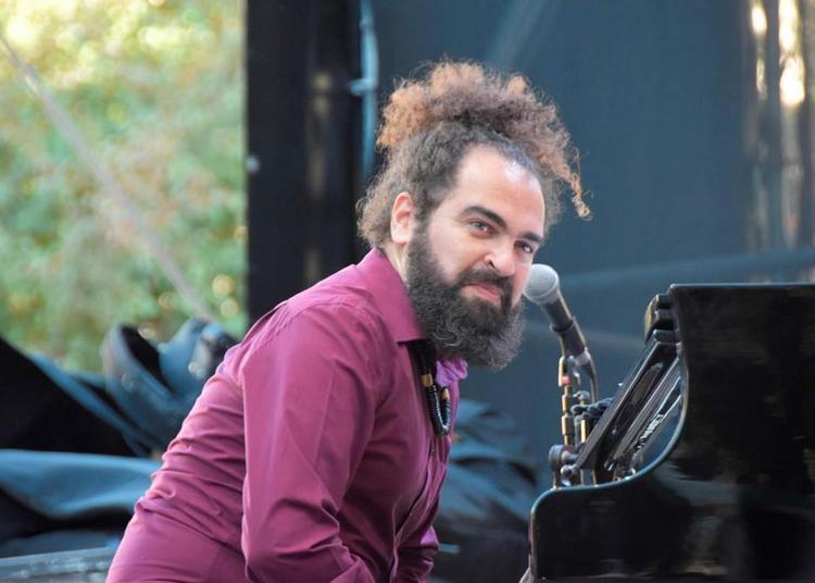 Ewerton Oliveira Piano Jazz Solo à Grenoble